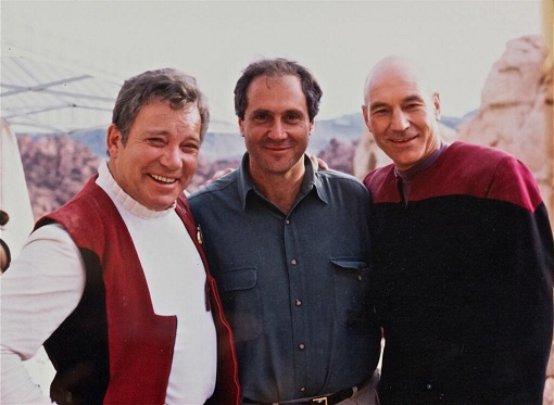 William_Shatner,_Rick_Berman_and_Patrick_Stewart