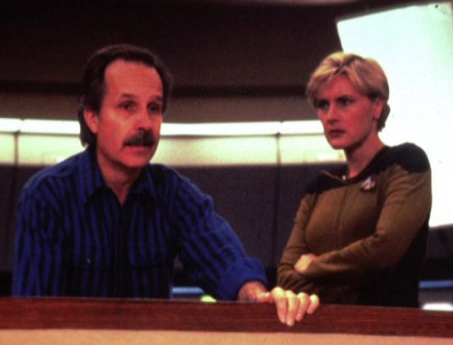 Winrich_Kolbe_and_Denise_Crosby