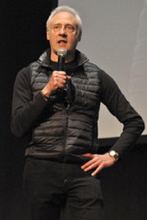 Brent Spiner auf der Destination Star Trek Germany Convention in der Messehalle. Frankfurt, 22.02.2014